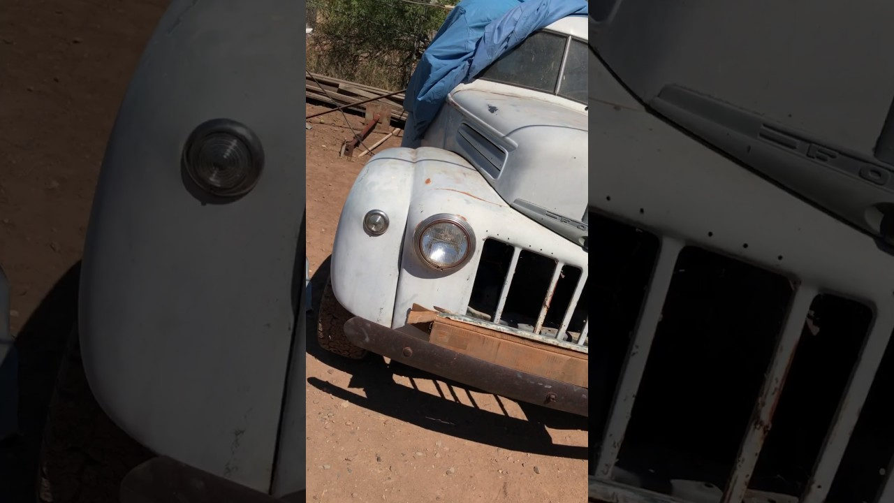 Old Ford frame swaps with new chassis - YouTube