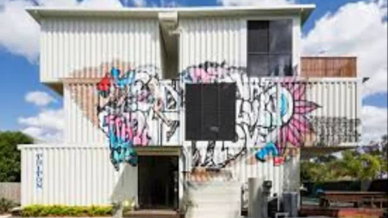 shipping container house grand designs australia - youtube