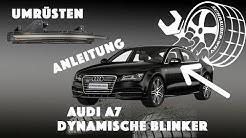 Adaptive Blinker Audi