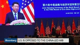 China, U.S. Face 'Challenging' Talks