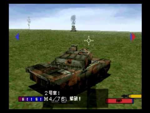 PANZER FRONT(パンツァーフロント) #3 M4を貪り食う90式戦車 - YouTube