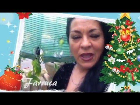 Feliz navidad flamencos por el mundo les desea Farruca