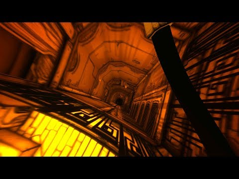UNCOVERING THE GIANT PIT + TOP SECRET RECORDING!! - Bendy and The Ink Machine