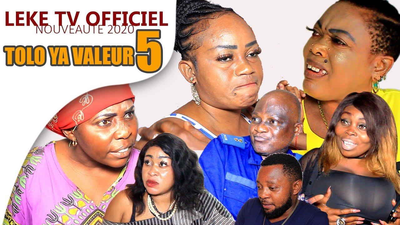 TOLO YA VALEUR EP.5 théâtre congolais diana,kalunga,gaby,mimi,masasi,decor