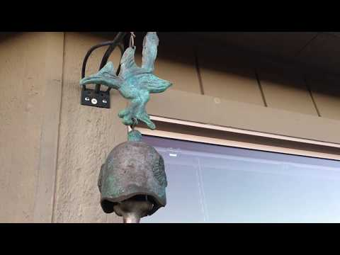Relaxing Sights and Sounds of Flagstaff, Arizona and Arcosanti Wind Chimes