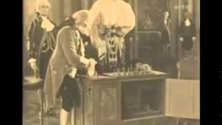 Von Kempelen presenta el turco