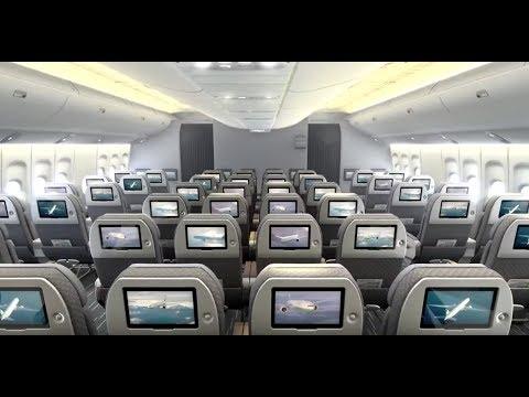 EVA AIRWAYS NEW PREMIUM ECONOMY CLASS | TAIPEI - BANGKOK | BOEING 777-300ER