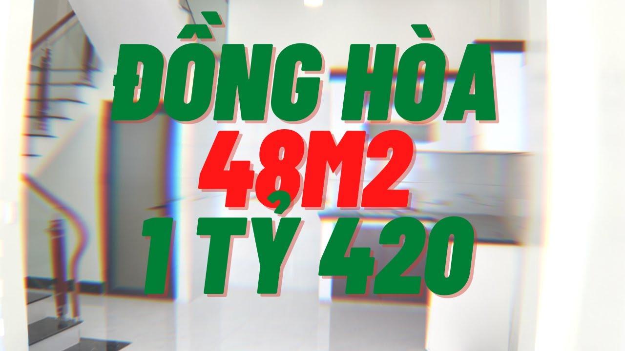 Bán Nhà Ngõ 232 Đường Đồng Hòa, Kiến An Mà Giá Chỉ 1 Tỷ 420 / Video 43