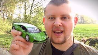 MontanaBlack sein Lamborghini