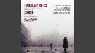 """Concerto for Violin & Orchestra No. 2 (""""I profeti"""") , Op. 66 - I Introduzione Grave e..."""