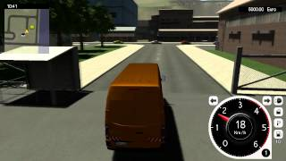 Utility Vehicles Simulator 2012 HD gameplay