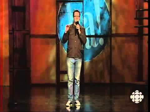 Sean - Edmonton Comedian!  780-942-2793