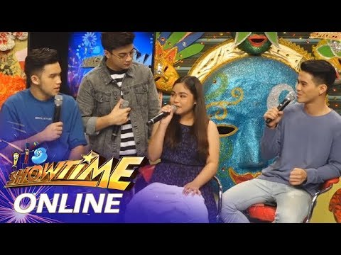 It's Showtime Online: Allina Malaiba shares her experience in The Voice Kids season 1