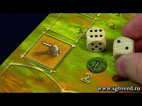 Каменный век (Stone Age). Обзор настольной игры от Игроведа
