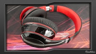 BlitzWolf BW-HP1 - Niezłe grające słuchawki Bluetooth