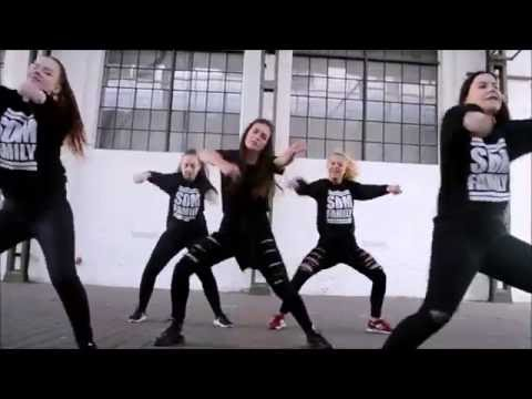 MHD | AFRO TRAP PART III | CHAMPIONS LEAGUE | CHOREOGRAPHY