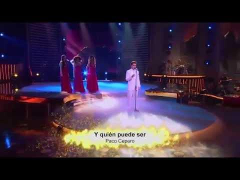 VIDEO: Manuel José - '¿Y Quién Puede Ser?'