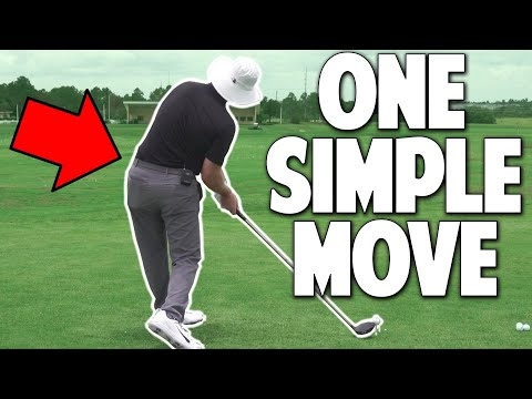This Simple Move Will Transform Your Golf Swing