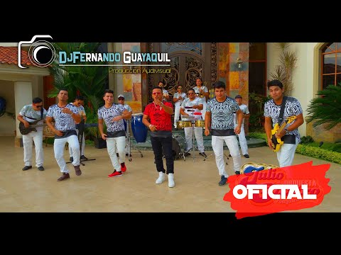 Despacito Vers.Cumbia Julio Castro y su Orquesta Póngale Sabor Video Oficial HD