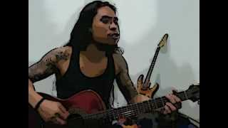 Lem Gutierrez - Dreams Come True (Hammerfall acoustic cover).avi