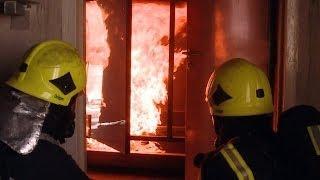 Feuerwehr Abu Dhabi: Brandschutz