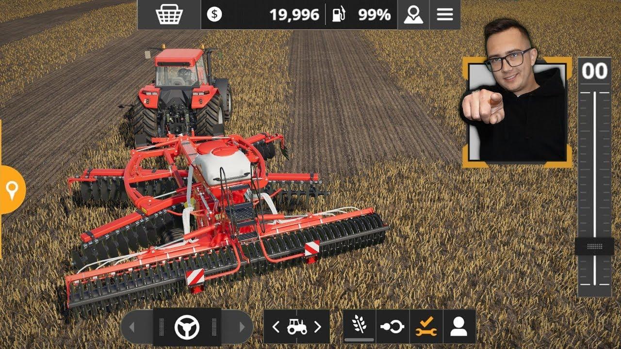 "Farming Simulator 20 FS20 ☆ ""od Zera do Milionera"" #3 ..."