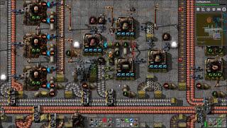 Factorio Railworld Ep#105: Going Nuclear