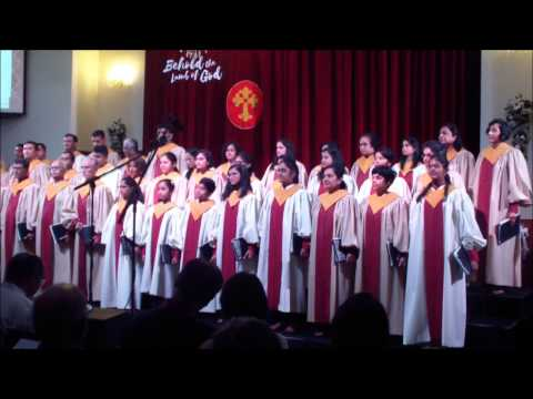 Singapore Marthoma Church Carol Service 2016