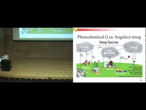 Ozone and Photochemical Smog