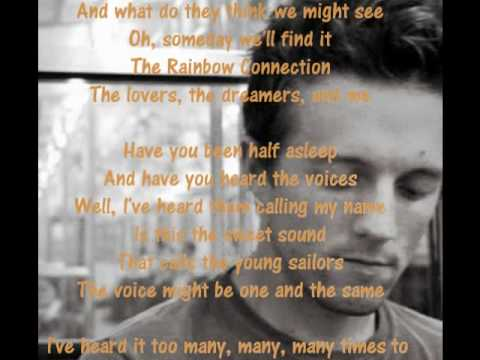 Jason Mraz - The Rainbow Connection (Lyrics)