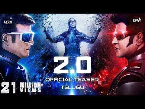 2.0 - Official Teaser [Telugu] | Rajinikanth | Akshay Kumar | A R Rahman | Shankar | Subaskaran