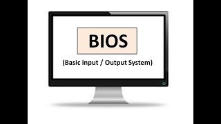 What is BIOS ( Basic input/output system) & POST [HINDI]