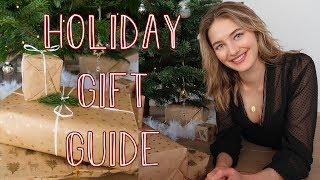 Holiday Gift Guide | Creative Presents, Christmas Ideas, & DIY Fun | Sanne Vloet