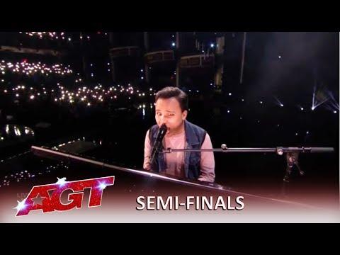 Kodi Lee: America Loves Kodi Gets STANDING Ovation In Semifinals! | America's Got Talent 2019