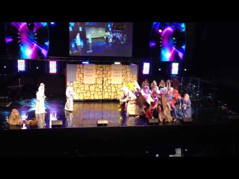 Christmas Musical Drama 2014 at Planetshaker