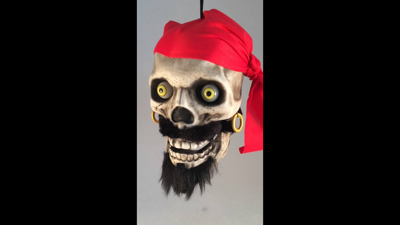 how to make pirate halloween props