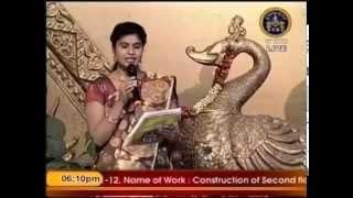 Peravali Nandakumar Violin 08 Hamsanandi Thillana GNB 2012