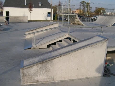 Skatepark Tours: McPherson YMCA Rec Center (Beverly, MA)