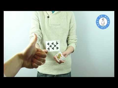 Karten Tricks Lernen