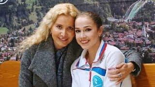 Тутберидзе и Москвина претендуют на звание лучшего тренера Загитова в трех номинациях