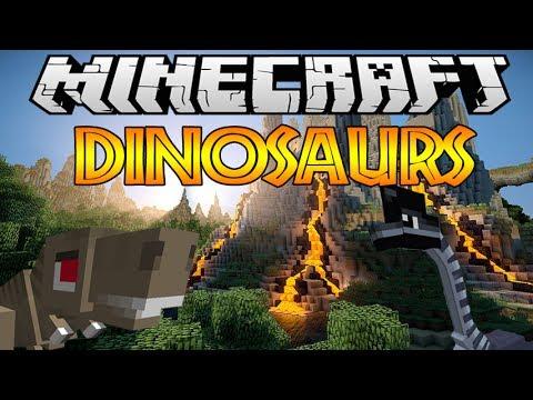 DINO DNA | Minecraft Dinosaurs 2 #008