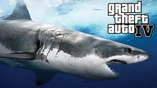 El Tiburon Y El Vehiculo Mas Grandes Del Mundo - GTA IV MODS