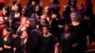 He Rose -  York University Gospel Choir Concert