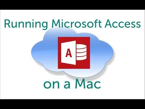 Access On A Mac