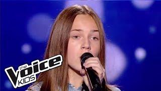Hijo de la luna -  Mecano | Océane | The Voice Kids France 2017 | Blind Audition