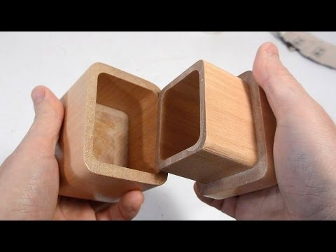 Making a box on the pantorouter