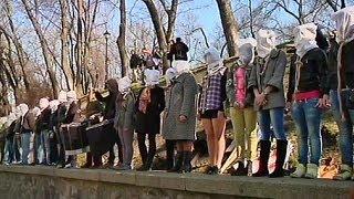 Condenados à morte na Ucrânia