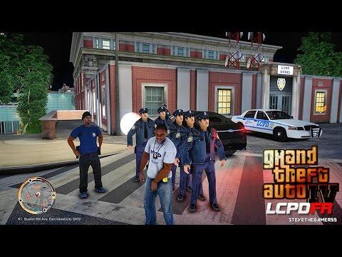 GTA 4 - LCPDFR - EPiSODE 77 - BROKER PATROL (GTA 4 POLICE MODS)