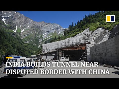 India to open world's longest high-altitude tunnel strategically located near disputed China border