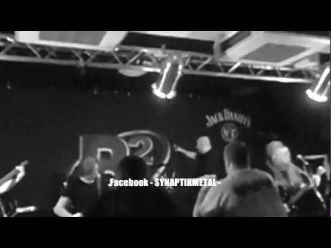 SYNAPTIK 'VACANCY OF MIND' LIVE @ B2 NORWICH UK 28.7.12.